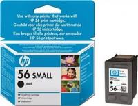 Картридж HP PCS 2100/DJ 5550/450/PS7150/7350/7550 (O) №56 C6656GE, BK, small