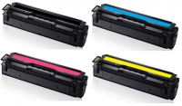 Картридж Samsung CLP-415/470/475/CLX-4170/4195 (Hi-Black) CLT-C504S, C, 1,8K