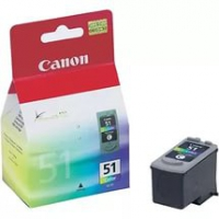 Картридж Canon PIXMA MP450/150/170 (O) CL-51, Color