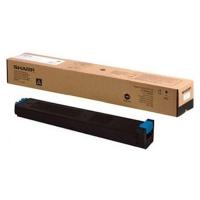 Тонер-картридж Sharp MX-2610/3110/3610 Cyan (15000 коп.) (O) MX36GTCA