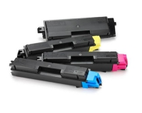 Картридж Kyocera FS-C5250DN/C2626MFP/ECOSYS P6026cdn (NetProduct) NEW TK-590, Y, 5K