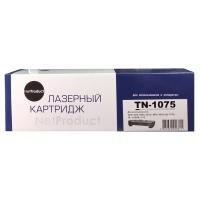 Картридж Brother HL-1010R/1112R/DCP-1510R/1512/MFC-1810R/1815 (NetProduct) NEW TN-1075, 1К
