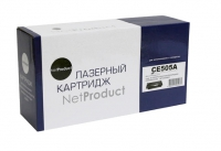 Картридж HP LJ P2055/P2035/Canon №719 (NetProduct) NEW CE505A, 2,3K