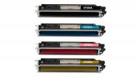 Картридж HP CLJ Pro MFP M176N/M177FW (Hi-Black) CF351A, C, 1К