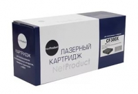 Картридж HP CLJ Pro MFP M476dn/dw/nw (NetProduct) NEW №312X, CF380X, BK, 4,4К