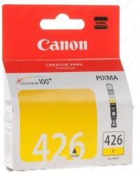 Картридж Canon PIXMA MG5140/5240/6140/8140 (O) CLI-426Y, Y