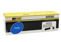 Картридж HP CLJ Pro 200 M251/MFPM276 (Hi-Black) №131A, CF211A, C, 1,8К