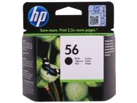 Картридж HP PCS 2100/DJ 5550/450/PS7150/7350/7550, №56 (O) C6656AE, BK