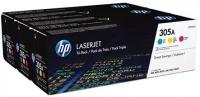 Картридж HP CLJ Pro 300Color M351/Pro400ColorM451(O) CF370AM, C/M/Y, 305A