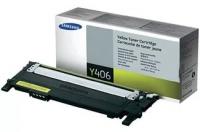 Картридж Samsung CLP-360/365/368/CLX-3300/3305 (O) CLT-Y406S Y 1K