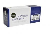 Картридж HP LJ Pro P1566/P1606dn/M1536dnf (NetProduct) NEW CE278A, 2,1К