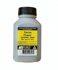 Тонер Xerox Phaser 3010/WC 3045 (Hi-Black), 60 г, банка