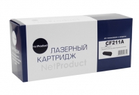 Картридж HP CLJ Pro 200 M251/MFPM276 (NetProduct) NEW №131A, CF211A, C, 1,8К