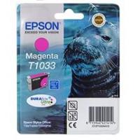 Картридж Epson Stylus Office T30/40W/1100/TX510FN/600FW (О) C13T10334A10, M