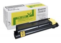 Картридж Kyocera FS-C2026MFP/C2126MFP/C5250/ECOSYS M6026CDN/P6026CDN (O) TK-590Y, Y, 5K