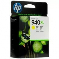 Картридж HP Officejet Pro 8000/8500 №940XL (O) C4909AE, Y, 1,4K