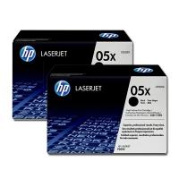Картридж HP LJ P2055d/dn (CE505XD) черный Двойная упаковка 2*6.5k