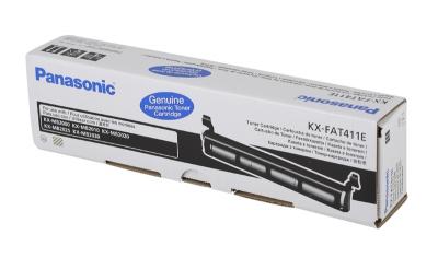 Заправка Картридж Panasonic KX-FAT411A