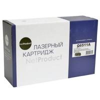 Картридж HP LJ 2410/2420/2430 (NetProduct) NEW Q6511A, 6K