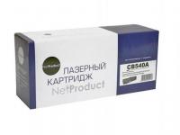 Картридж HP CLJ CM1300/CM1312/CP1210/CP1215 (NetProduct) NEW CB540A, BK, 2,2K