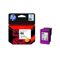 Картридж HP DJ 2020/2520 №46 (O) CZ638AE, Color