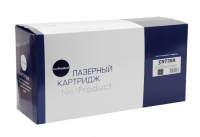 Картридж HP CLJ 5500/5550 (NetProduct) NEW C9730A, BK, 11K, ВОССТАН.