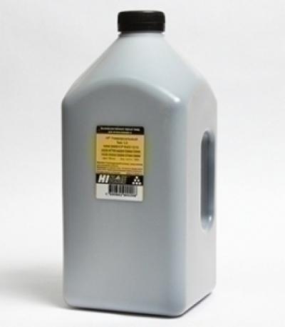 Тонер HP CLJ Универсальный CP1025 (Hi-Black) Тип 1.0, BK, Сферизованный, 585 г, канистра