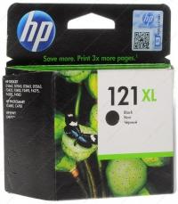 Картридж HP DJ F4283/D2563, №121XL (O) CC641HE, BK