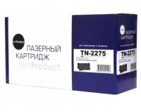 Картридж Brother HL-2240R/2240DR/2250DNR/DCP-7060DR (NetProduct) NEW TN-2275, 2,6K