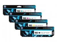 Картридж HP OJ Ent X585/X555 (O) D8J09A, Y, №980