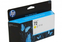 Картридж HP №72 DesignJet T1100/T610 Yellow (130ml) (О) C9373A