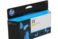 Картридж HP №72 DesignJet T1100/T610 Yellow (130ml) (О) C9373A