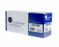 Картридж Kyocera FS-2100D/2100DN/ECOSYS M3040idn (NetProduct) NEW TK-3100, 12,5К