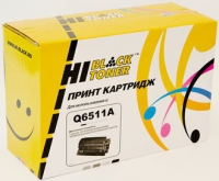 Картридж HP LJ 2410/2420/2430 (Hi-Black) Q6511A, 6K