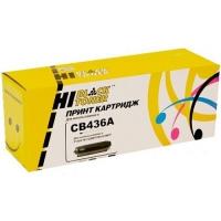 Картридж HP LJ P1505/M1120/M1522 (Hi-Black) CB436A, 2K