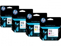 Картридж HP DJ T120/T520 (О) CZ130A, №711, C, 29мл