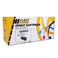 Картридж HP LJ P2055/P2035/Canon №719 (Hi-Black) CE505A, 2,3K