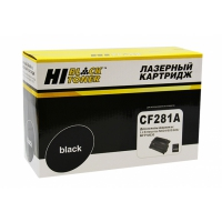 Картридж HP LJ Enterprise M604/605/606/MFP M630 (Hi-Black) CF281A, 10,5K