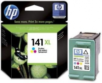 Картридж HP PS C4283/C5283/D5363/J5783/J6413/D4263 , №141XL (O) CB338HE, Color