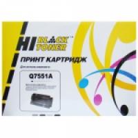 Картридж HP LJ P3005/M3027MFP/M3035MFP (Hi-Black) Q7551A, 6,5K