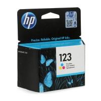 Картридж HP DJ2130 (O) F6V17AE, №123, black