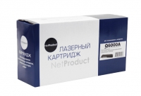Картридж HP CLJ 1600/2600/2605 (NetProduct) NEW Q6000A, BK, 2,5K, ВОССТАН.