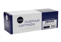 Картридж HP LJ P1005/P1006 (NetProduct) NEW CB435A, 1,5K