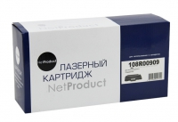 Картридж Xerox Phaser 3140/3155/3160 (NetProduct) NEW 108R00909, 2,5K