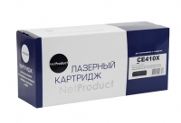 Картридж HP CLJ Pro 300 Color M351/M375/Pro400 Color/M451 (NetProduct) NEW CE410X, BK, 4K