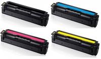 Картридж Samsung CLP-415/470/475/CLX-4170/4195 (Hi-Black) CLT-Y504S, Y, 1,8K