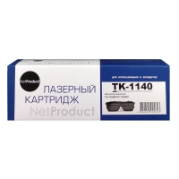 Картридж Kyocera FS-1035MFP/DP/1135MFP/ECOSYS M2035DN (NetProduct) NEW TK-1140, 7,2К
