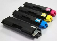 Картридж Kyocera FS-C5150DN/ECOSYS P6021cdn (Hi-Black) TK-580, Y, 2,8K