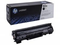 Картридж HP LJ Pro M225MFP/M201 (O) CF283X, BK, 2.2K