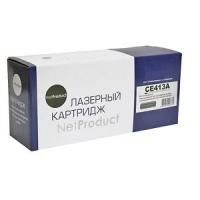 Картридж HP CLJ Pro 300 Color M351/M375/Pro400 Color/M451 (NetProduct) NEW CE413A, M, 2,6K